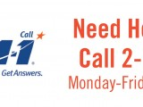 Need Resources? Call 2-1-1